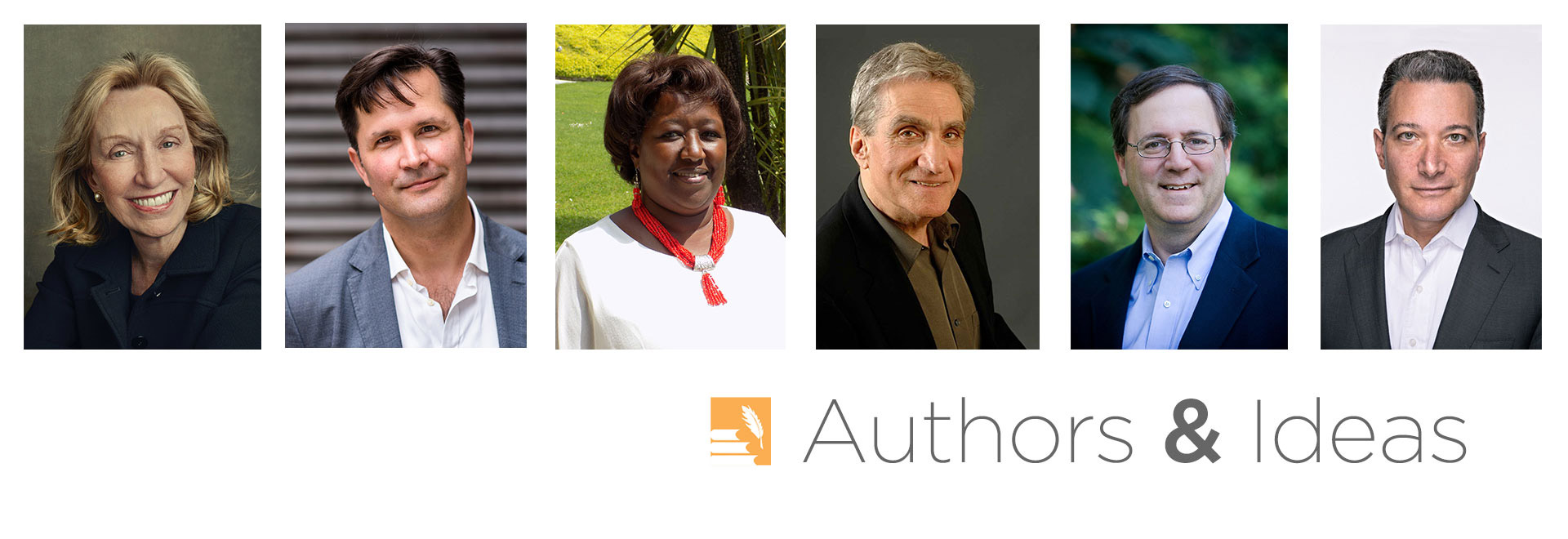 Authors and Ideas