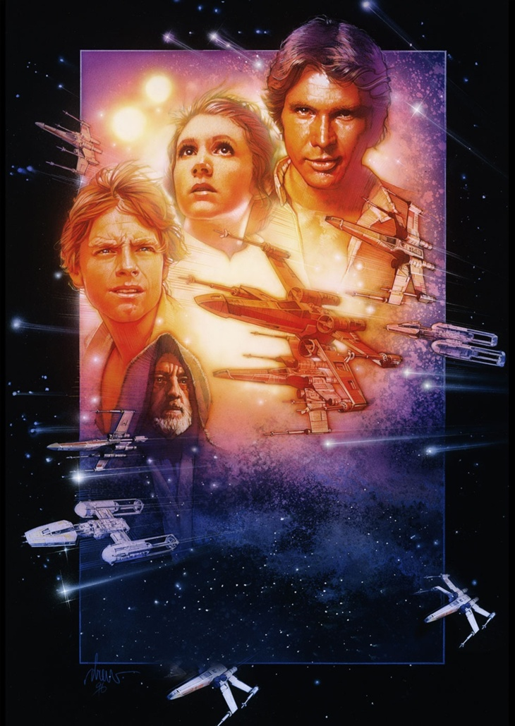 Image result for a new hope art