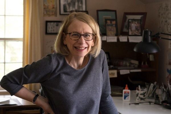 Cartoonist Roz Chast: Can't We Talk About Something More Pleasant?